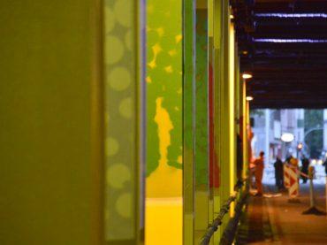 """""""Colour on"""": Erfolgreiches Projekt macht die Bahnhofsunterführung schöner"""