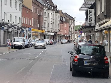 Umgestaltung der Bahnhofstraße wird teurer als zunächst kalkuliert