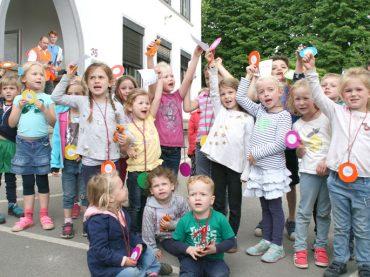 Kinder erlaufen 900 Euro