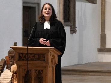 Pfarrerin Anne Heckel geht: Gottesdienst zum Abschied