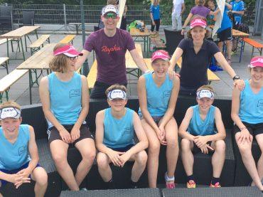 Triathlon: Zweiter Platz fürs FBG