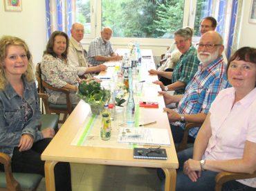 SPD zu Gast bei Annika Möller