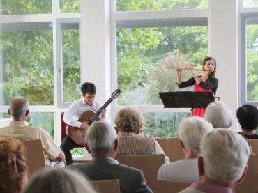 Temperament- und kunstvolle Musikkost aus Oper und Tango