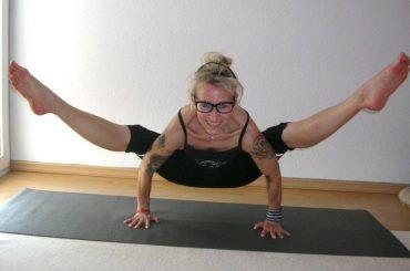 Der Dienstag wird zum Yogatag