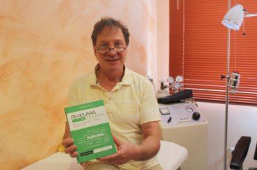Rheuma ist heilbar: Das neue Buch von Peter Gellermann