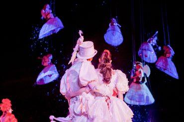 Theater Tol: Atemberaubende Effekte aus Licht und Schatten