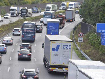 A1 wird an zwei Wochenenden gesperrt: Viel Verkehr auf der B236 zu erwarten
