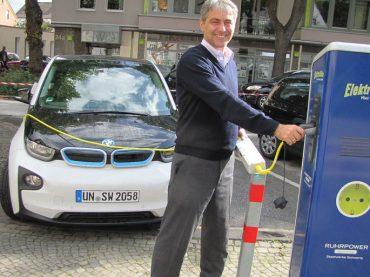 Klimaschutzinitiative: Schwerte setzt auf E-Fahrzeuge