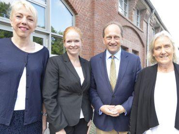 Alexander Graf Lambsdorff besuchte Schwerte und die FDP
