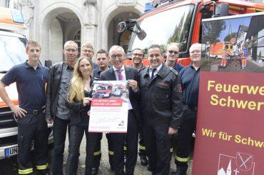 Die Schwerter Feuerwehr und ihr Kampf für freie Rettungswege