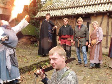 Historisches Spiel feiert 20-jähriges Jubiläum: Elsebad wird zur Nibelungenhochburg