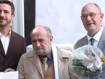 Alfred-Müller-Felsenburg-Preis 2017  an SAID verliehen