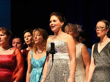 Chor Clamott: Riesenerfolg mit mitreißender Show