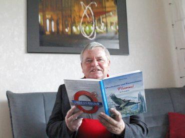Mit dem Schwerter Kinderbuchautor durch London