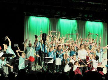 Traumhaftes Musical: Adonia begeisterte 500 Menschen