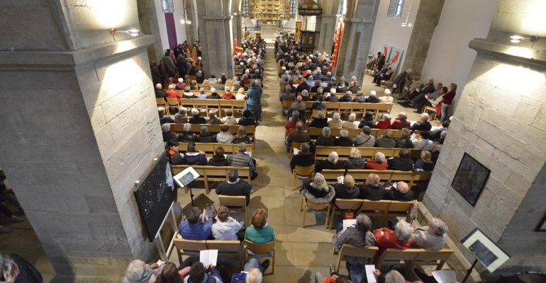 Oratorienkonzert in St. Viktor und die Messa di Rimini