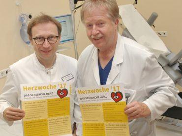 Das Herz stärken: Marienkrankenhaus beteiligt sich an Informationskampagne
