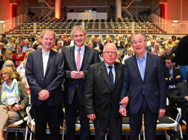 Hans-Jürgen Allendörfer gibt Vorsitz der Kreisseniorenkonferenz ab