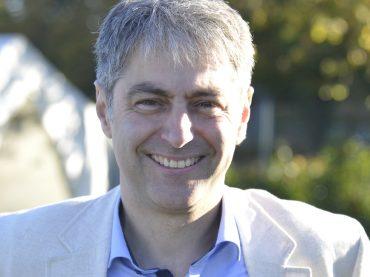 Kandidat von CDU, Grünen und FDP: Adrian Mork for Bürgermeister