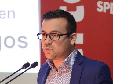 Die Linken unterstützen Dimitrios Axourgos