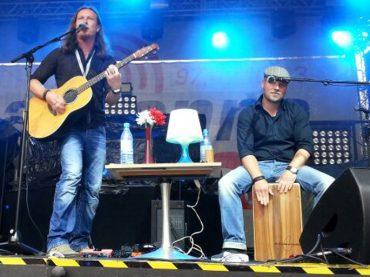 """""""&Band"""" spielt am Samstag im Stall"""