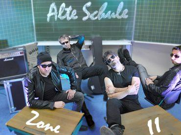 CD-Release und Deutschrock-Abend mit Zone II und Ausbruch auf der Heide