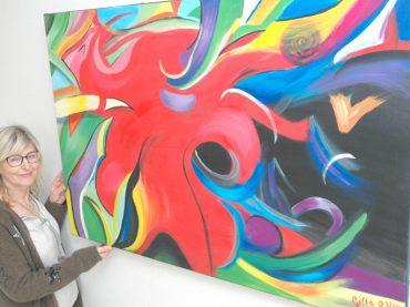 Brigitte Beckmann – Malerin aus Leidenschaft