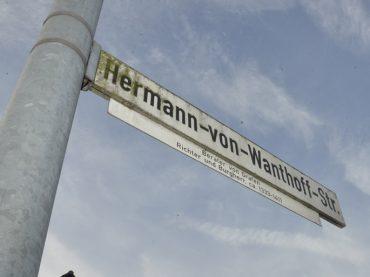 Keine Frauennamen für Straßen in Ergste und in Wandhofen