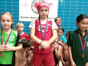Zweiter Platz für Finja Schmidtchen
