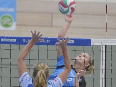 Dreisatz-Sieg lässt VVS-Volleyballerinnen auf den siebten Rang klettern