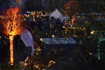 Der Weihnachtsmarkt in Schwerte