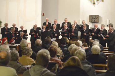 MGV Liedertafel bescherte einen schönen Abend im Advent