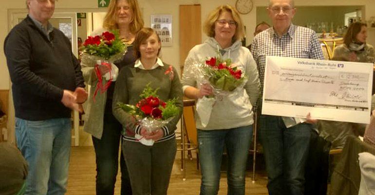 Hohe Auszeichnung für den KVS durch den Landesverband NRW