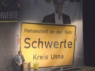 Neujahrsempfang der CDU im Zeichen des Bürgermeister-Wahlkampfs