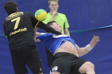 Spannendes Handball-Derby – 400 Zuschauer kamen auf ihre Kosten