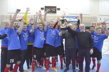 Der SC Berchum/Garenfeld ist neuer Hallenfußball-Stadtmeister