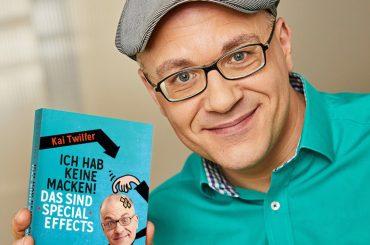 Kai Twilfer, seine Macken und die Ruhrtalbuchhandlung