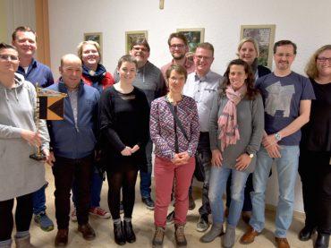 Kolpingfamilie Hennen stellt Weichen für 2018