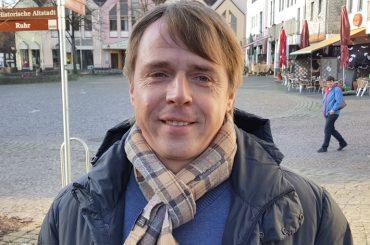 Noch ein Anwärter: Gregor Podeschwa möchte Bürgermeister-Kandidat werden