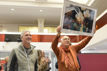 And the winner is: Bernd Schmuck – Ausstellung zum Fotowettbewerb ist eröffnet