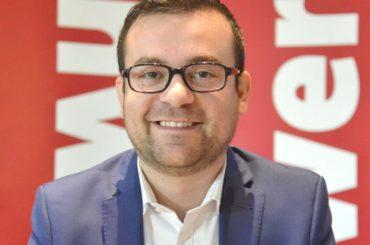 Dimitrios Axourgos ist neuer Bürgermeister