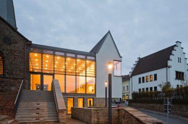 Gemeindezentrum St. Viktor gewinnt ersten Preis im Architekturwettbewerb