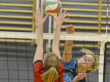 VVS-Volleyballerinnen machen es auch in Borken äußerst spannend