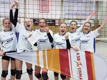 Volleyball: FBG steht im Landesfinale