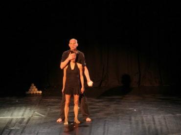 Cristiana Casadio & Stefan Sing: Kreative und fesselnde Aufführung