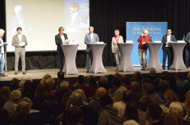 Kandidatenrunde der RN lockt 800 Menschen in die Rohrmeisterei
