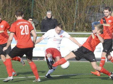 Erstes Derby des Jahres geht an den Geisecker SV