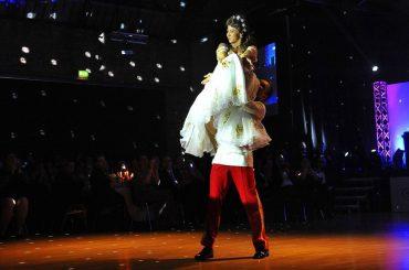 Glamour, Glitzer, glattes Parkett: Die Gala mit Strahlkraft
