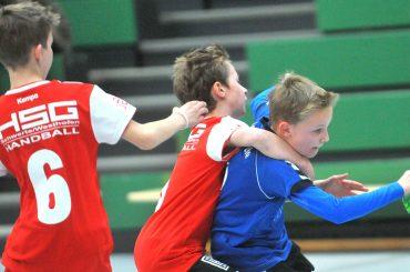 HVE und HSG kooperieren im Jugendhandball