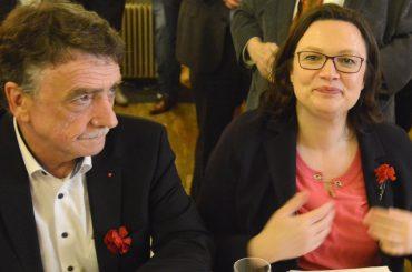 Rausschmiss statt Aufstieg: SPD fordert klare Kante im Fall Maaßen